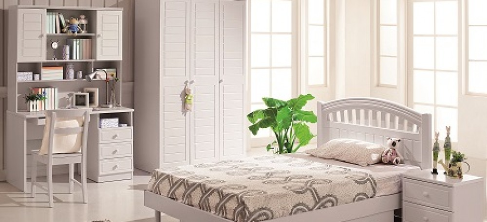 white kids bedroom furniture