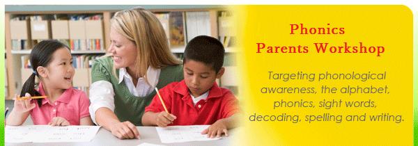 ParentsPhonicsWorkshop