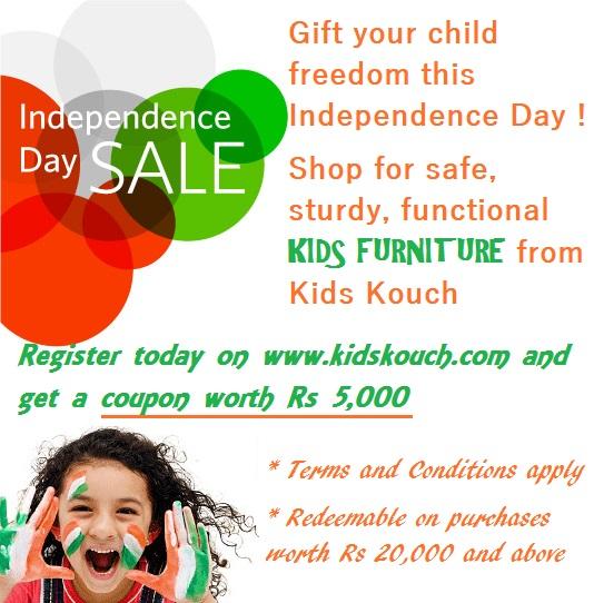 Kids Kouch Sale