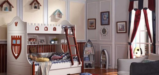 Mickey Bunk Bed for Kids