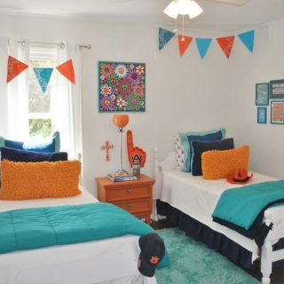 shared kids bedrooms