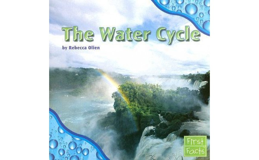 The Water Cycle (First Facts: Water All Around) Hardback