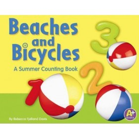 Beaches and Bicycles: A Summer Counting Book (Hardback)