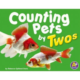 Counting Pets by Twos (Hardback) by Rebecca F. Davis