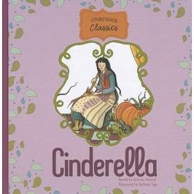 Cinderella: Storybook classics (Hardback)
