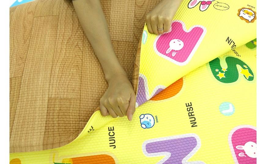 Buy Bebe Dom Playmat Teacher Rabbit Online At Kidskouch India