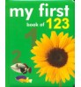 My First Book Of 1 2 3   (Board Book)