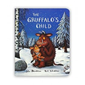 The Gruffalo's Child by Julia Donaldson (Board Book)