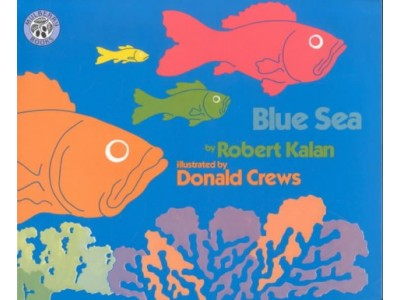 Blue Sea by Robert Kalan