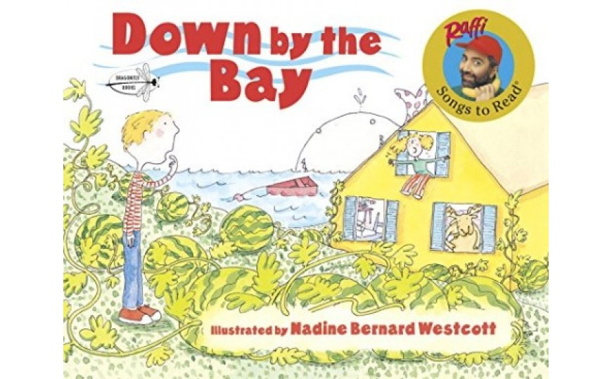 Down by the Bay by Raffi