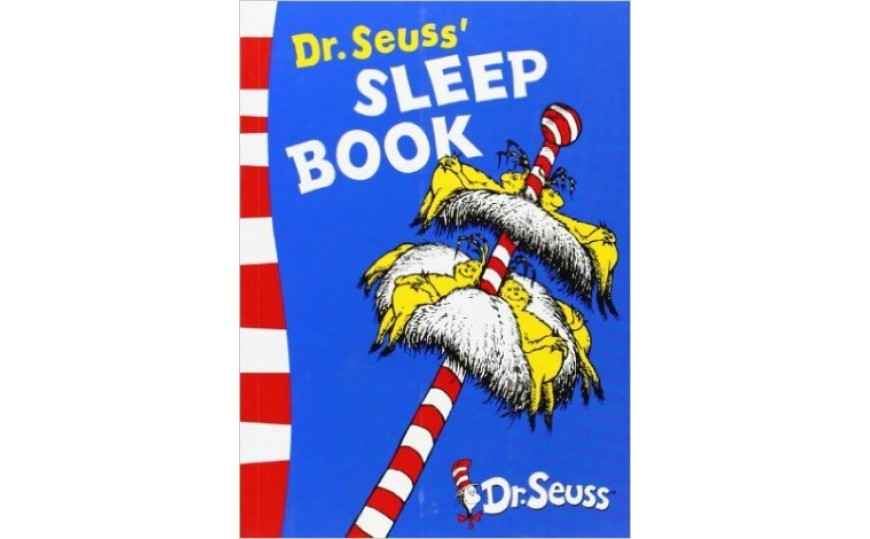 Dr Seuss Sleep Book (Yellow Back Book)