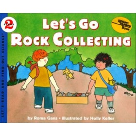 Lets Go Rock Collecting by Roma Gans
