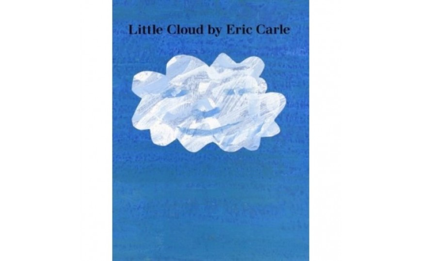 Kids Picture Books Little Cloud by Eric Carle|9780140562781