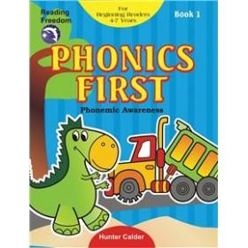 Phonics First Workbook - 1