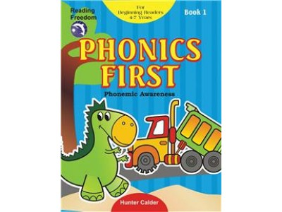 Phonics First Workbook - 1