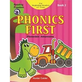 Phonics First Workbook - 2