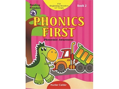 Phonics First Workbook - 2