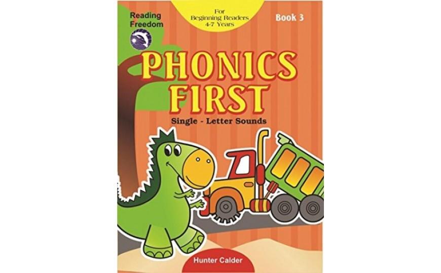 Phonics First Workbook - 3