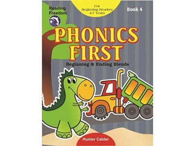 Phonics First Workbook - 4