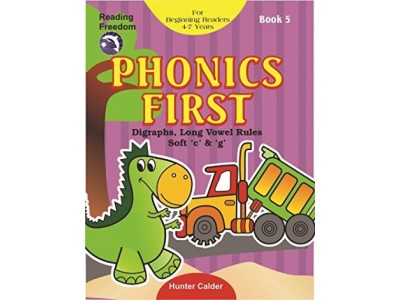 Phonics First Workbook - 5