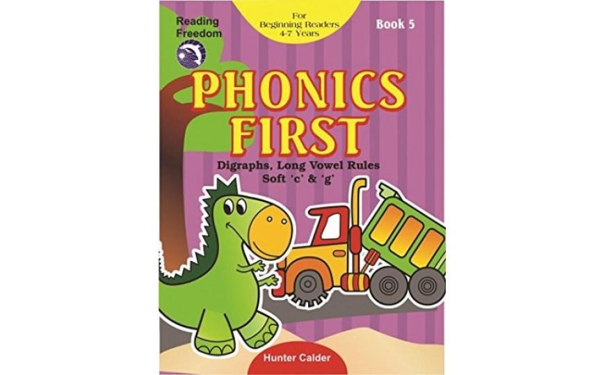 Phonics First Workbook - 5