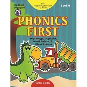 Phonics First Workbook - 6