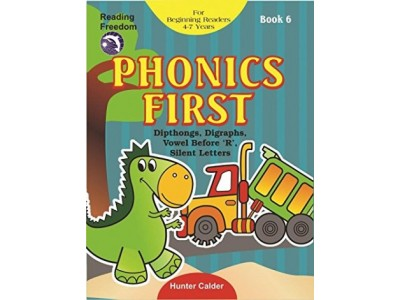 Phonics First Workbook - 6