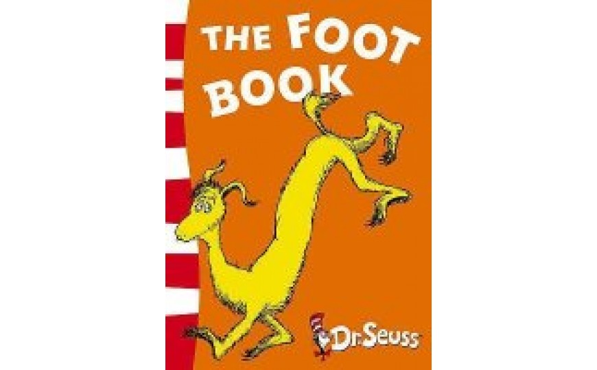 Dr Seuss The Foot Book