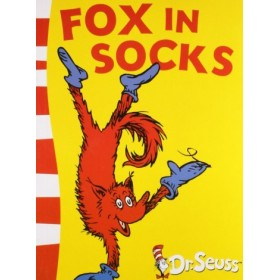 Fox in Socks by Dr Seuss