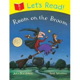 Lets Read! Room on the Broom by Julia Donaldson