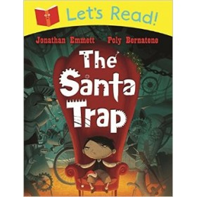 Let's Read! The Santa Trap by Julia Donaldson