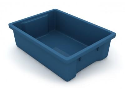 Throwin Storage Box Small Blue