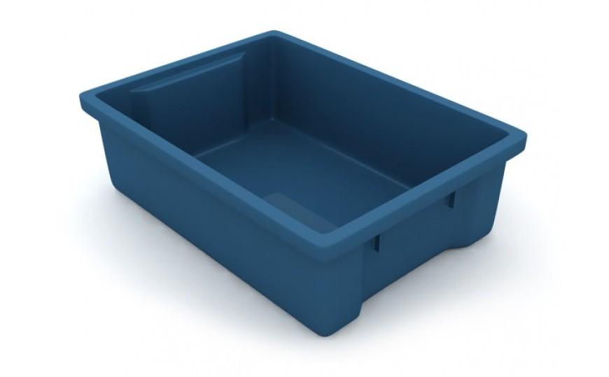 Throwin Storage Box Small Blue