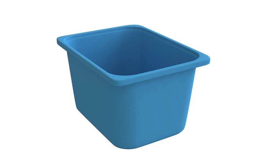 Throwin Storage Bins Big - Blue