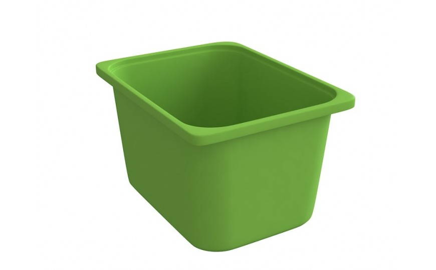 Throwin Storage Bins Big - Green