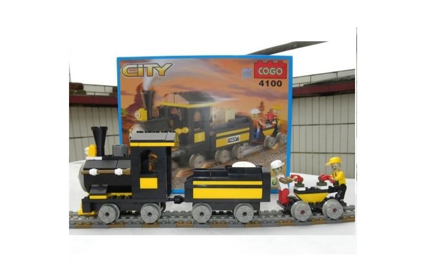 Cogo City Thomas Train 4100 Buy Online