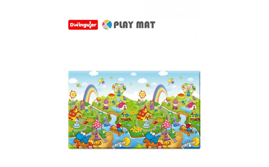 Buy Dwinguler Playmat Dinoland Online At Kidskouch India