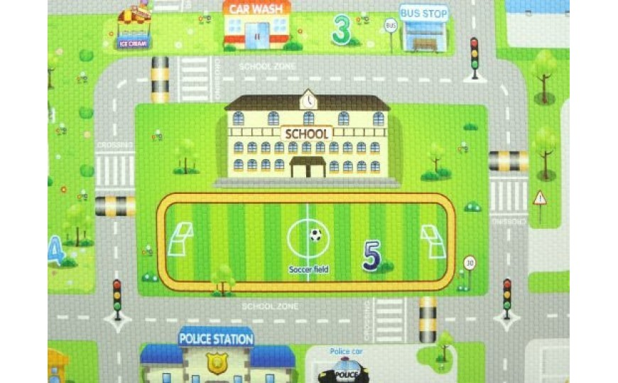 Buy Posh Baby Bebe Dom Playmat Online At Kidskouch India