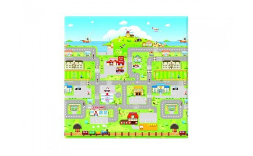 Buy Posh Baby Bebe Dom Playmat Online At Kidskouch India