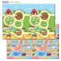 Baby Care Non Toxic Double sided Colorful Playmat BUSY FARM - Large  size