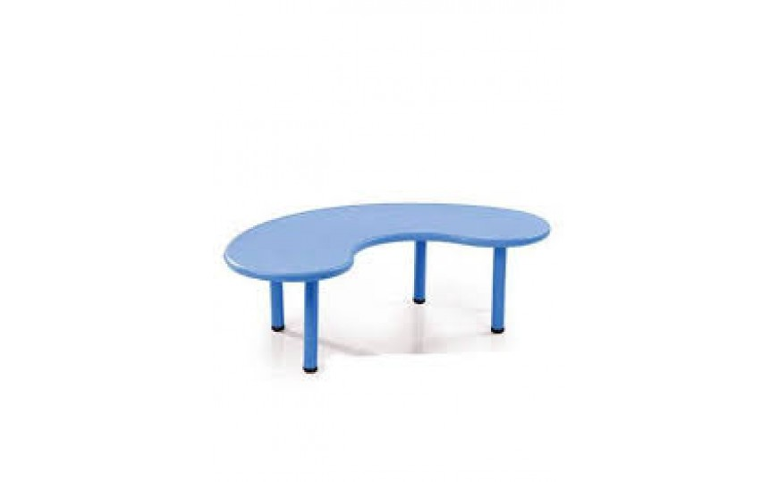 Front Round Table-Blue (Chairs not included)
