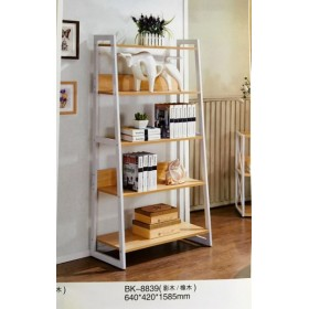 Julia Simple White Kids Bookshelf
