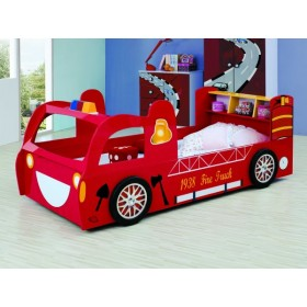 Fire Truck CarBed - KKCB015