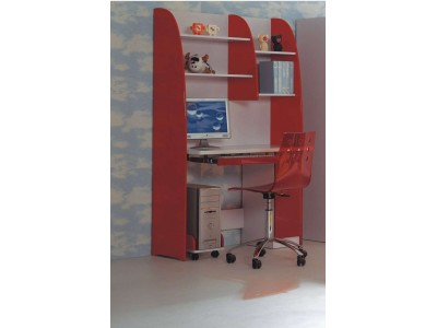 McQueen Red Study Table for Children