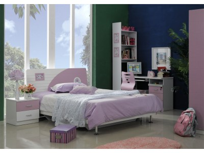 Fairy Mauve Roomset for Girls Bedroom