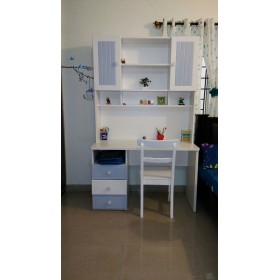 Felix WHITE Study Table  for Kids