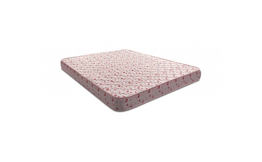 "Restolex Petals 4"" Coir Foam Mattress - SINGLE"