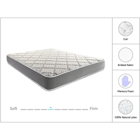 Restolex SPINE SMART 5 inches Mattress - KING