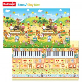 Dwinguler Baby Playmat  Music Parade with Talking Pen - Large Size