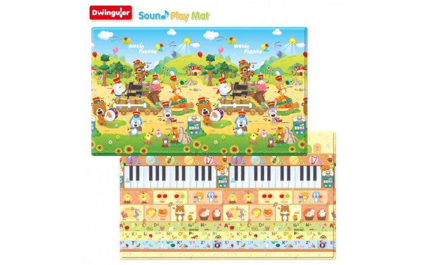 Buy Dwinguler Playmat Music Parade Online At Kidskouch India